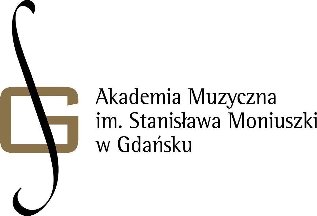 Akademia Muzycznaw Gdańsku logo