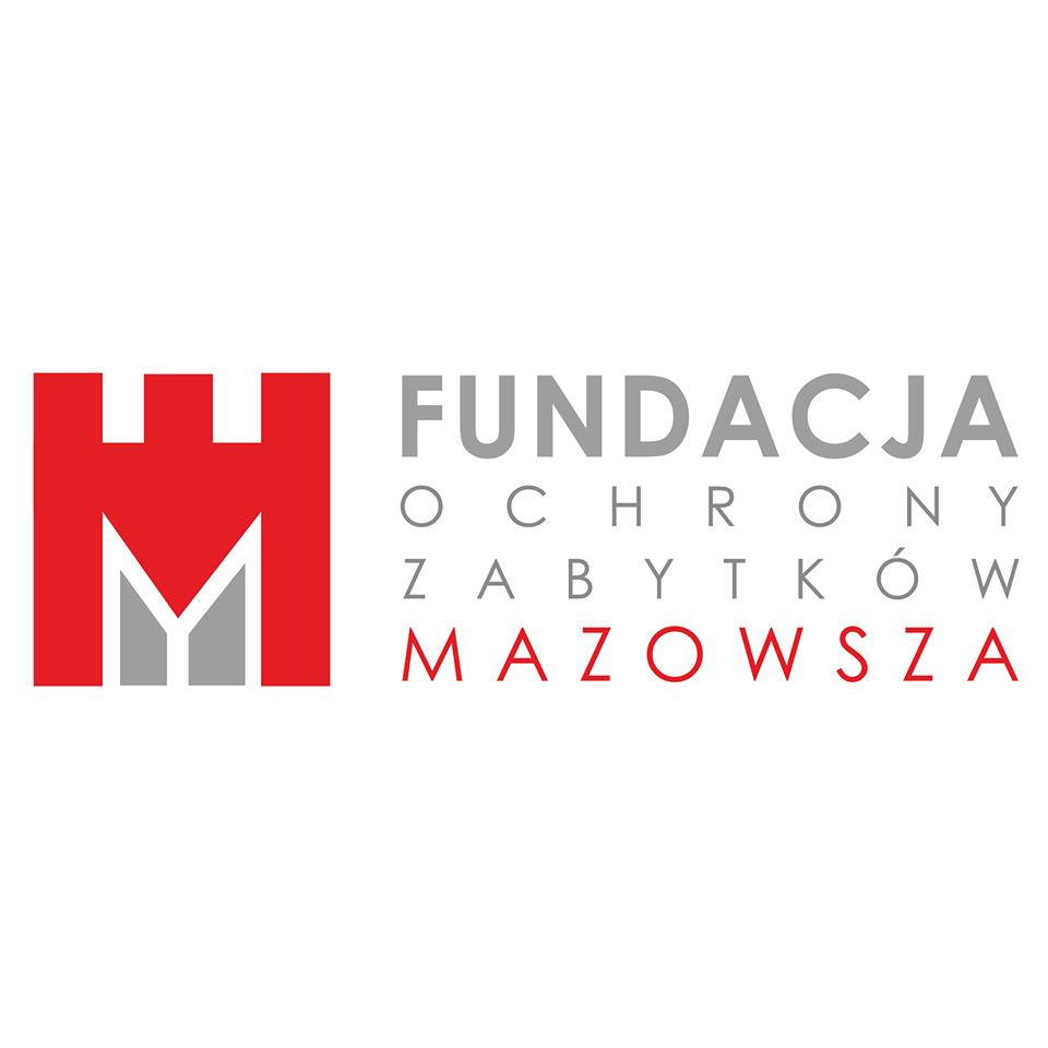 Fundacja orchony zabytków mazowsza logo