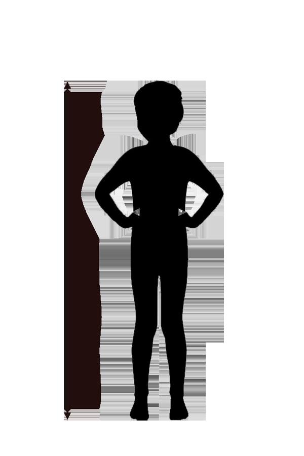 Kryteria wzorstu dzieci