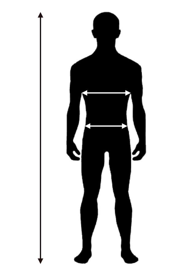 Kryteria wzorstu mężczyzny